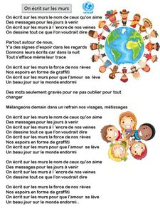 KIDS UNITED - On écrit sur les murs