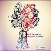 Victor Hugo - 70 Citations et 4 poèmes - La vache rose