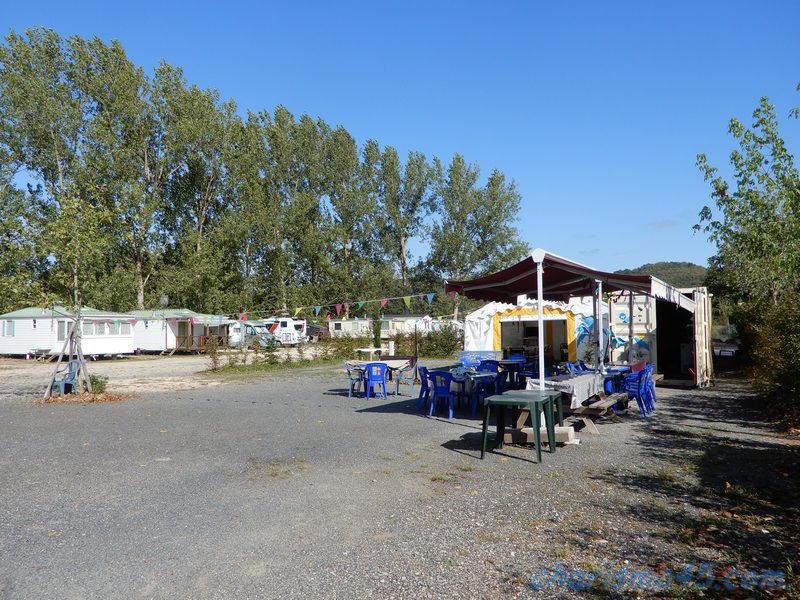 "Aire de camping-car ""Chez Fred"""
