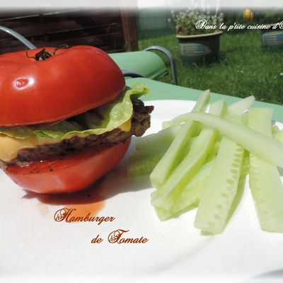 Hamburger de tomate