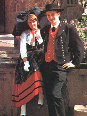 Southern Alsace seen by an American couple