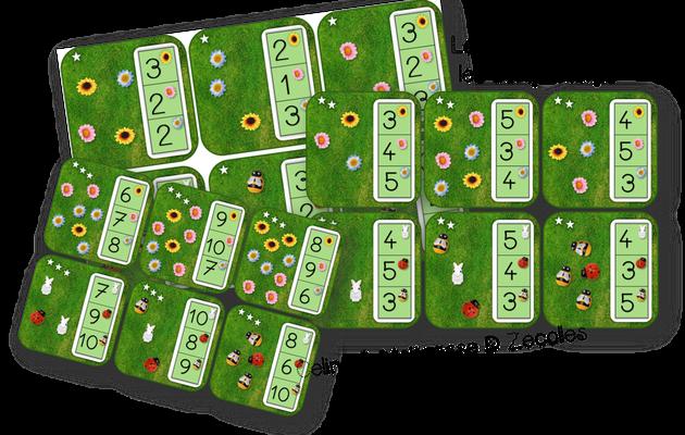 Le jeu du jardinier : Les compléments à ... ?