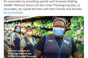 """Edition spéciale ''Covid 19"""" : Walmart revisite le Black Friday 2019. Tous les détails ici ."""