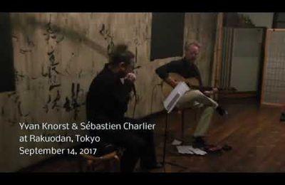 Sébastien Charlier & Yvan Knorst