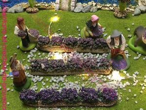 """La rivière derrière les vignes est une création """"maison"""", les pèlerins de Compostelle, le ramasseur de champignons"""