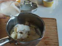 Oeuf en cocotte, épinards et crème de brie