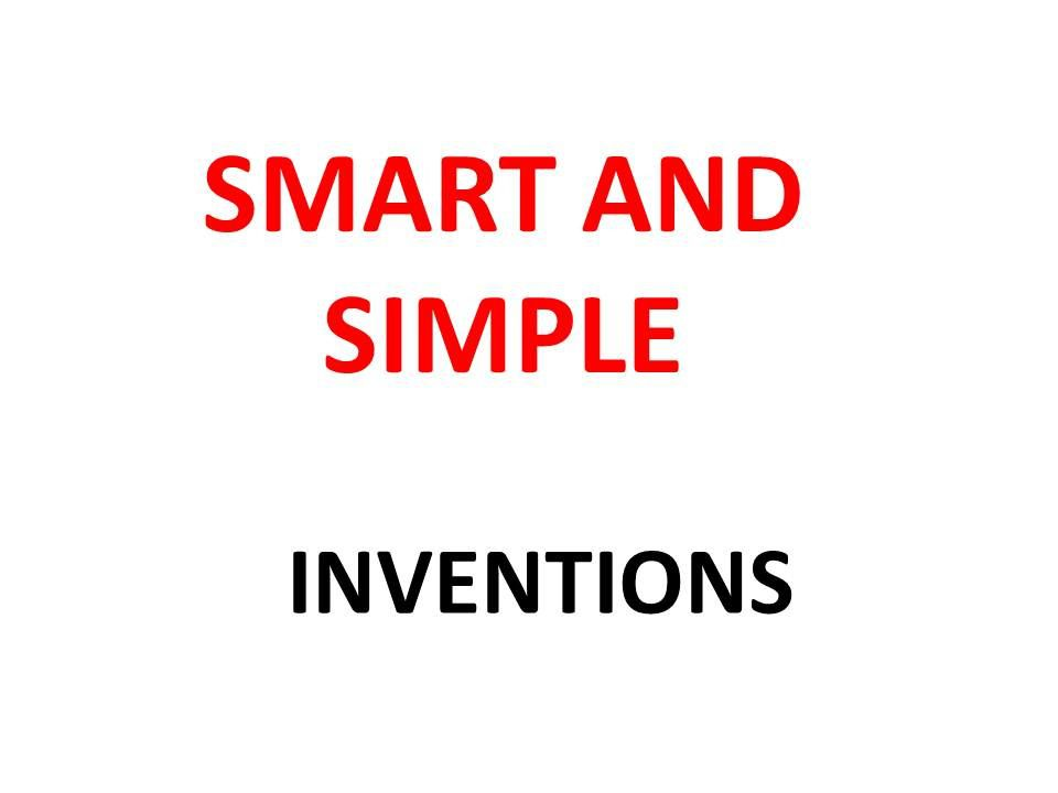 2014-03 Our inventions