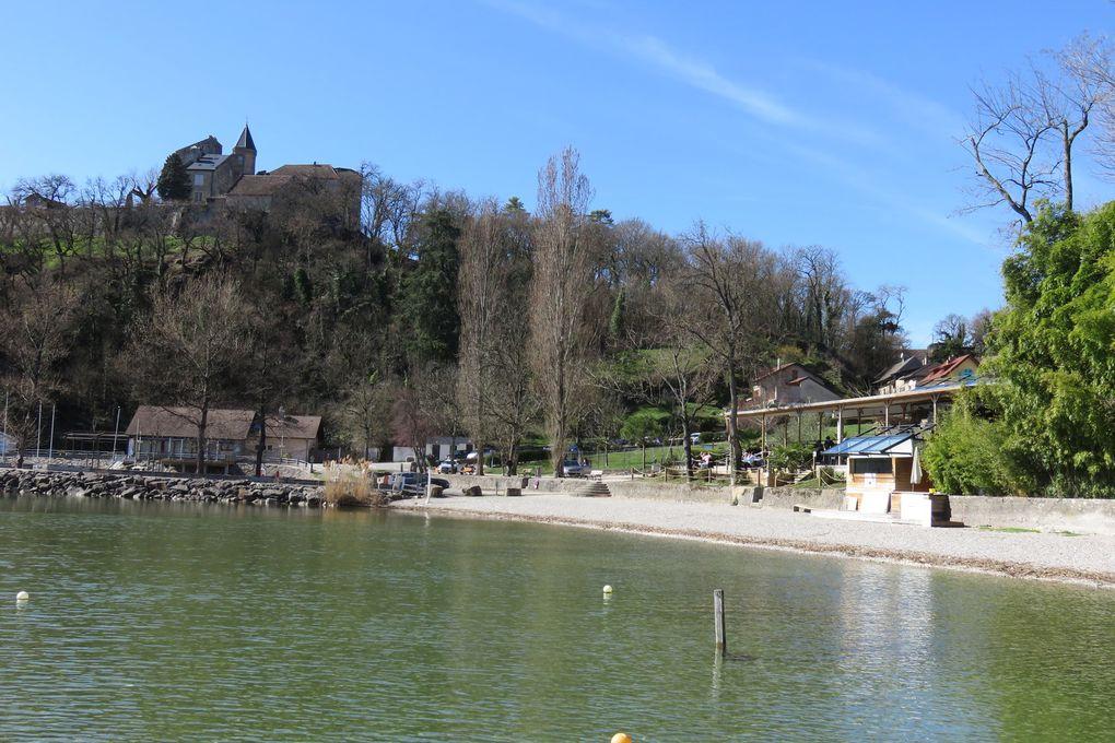 VIREE SAVOYARDE - Lac du Bourget et Champagny en Vanoise