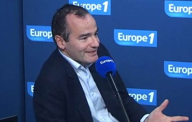 Franck Ferrand, au cœur d'Escal'Atlantique à Saint-Nazaire sur Europe 1
