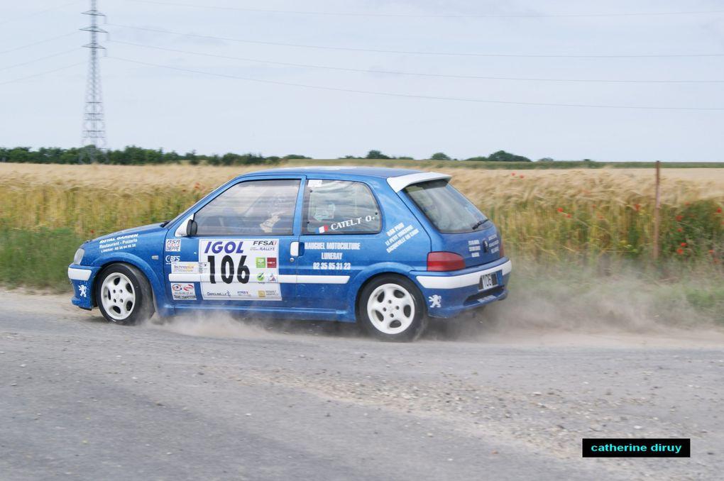 Album - 34e Rallye Picardie Abbeville - Baie de Somme