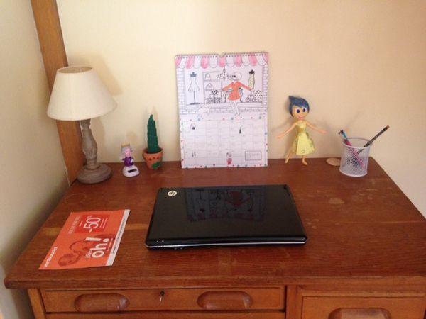 Mon coin bureau !