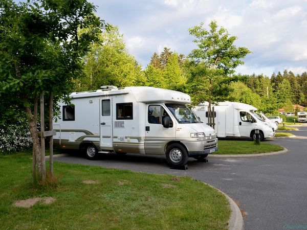 Planfoy 42 (Aires de camping-car)