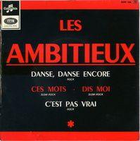 les ambitieux alias les 5 gentlrmen alias darwin's theory, un groupe français frenchbeat des années 1960 aux multiples ramifications