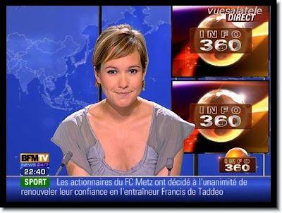 2007 12 03 - ROZELYNE DUBOIS - BFM TV