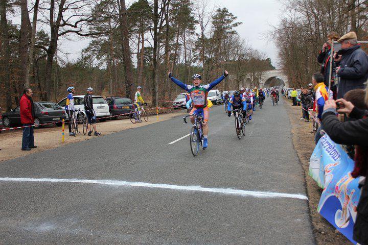 Fontainebleau (77): victoire le 15 mars 2011