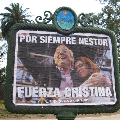 Mort de Nestor Kirchner