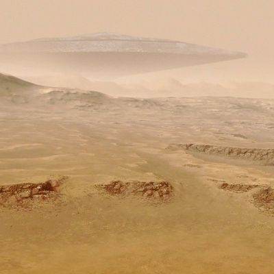 👽 Perseverance Mars Rover May Not Be Alone On Mars