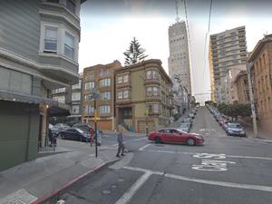 Lieux de tournage à San Francisco