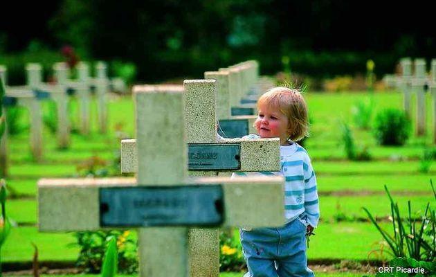 Centenaire 14-18 : 300 jeunes de 8 pays réunis pour les Rencontres internationales de la Somme