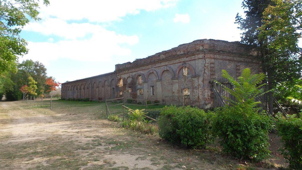 VISITE DU CHATEAU DE BONREPOS-RIQUET
