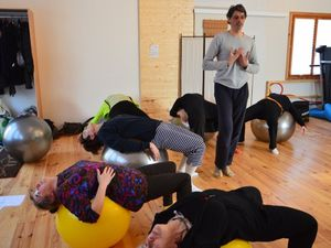 Posture et respiration : Succès de ce 1er atelier