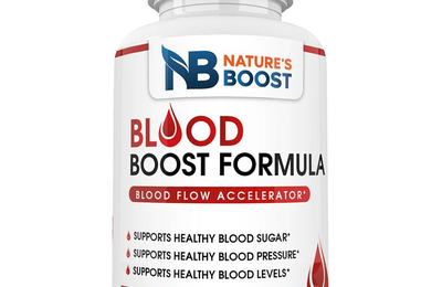 Blood Boost Formula Reviews 2020 — How Does Nature's Boost Blood Boost Formula Work?
