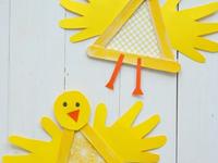 9 jolies créations manuelles spéciales Pâques trouvées sur Pinterest