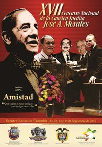 102 años del natalicio del compositor colombiano José A Morales