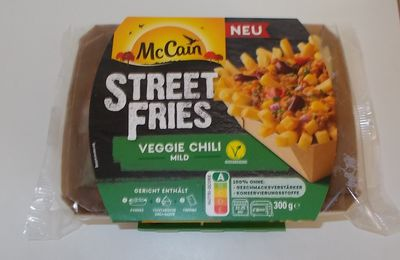 McCain Street Fries Veggie Chili mild