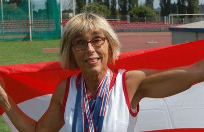 Renata Hönisch gewinnt Silber