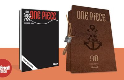 Glénat : un collector pour le 98e tome de One Piece