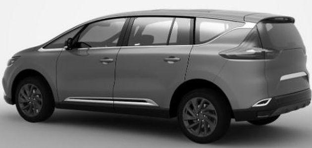 Automobile : Les premières photos du Renault Espace 2014