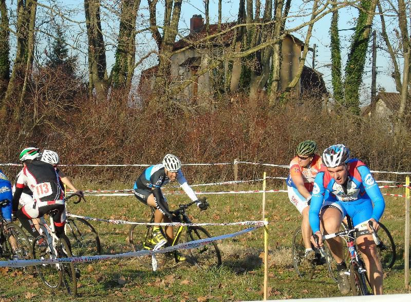 Cyclo-cross du Vélo Club de Vaulx en Velin