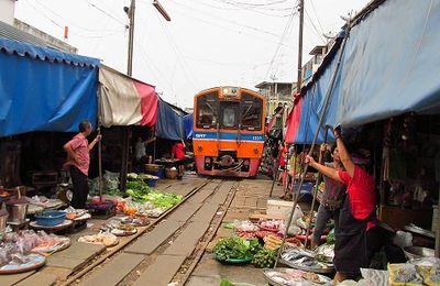 Thaïlande Voyage : 4 choses à faire à Samut Songkhram