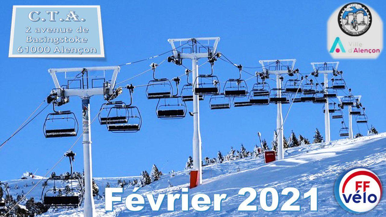 PROGRAMME FEVRIER 2021