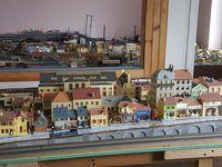 Les travaux sur la nouvelle ville avancent. Rail club Terrug presqu'île
