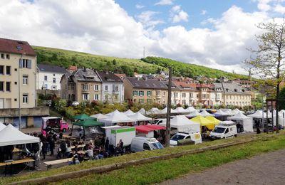 Marché gourmand et artisanal 2021 à Algrange