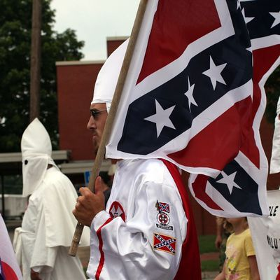 KU KLUX KLAN Recruitment Rally Sceduled at Anderson's Madison County Government Building.
