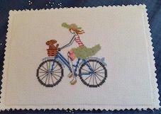 Art Postal - vélo - 4
