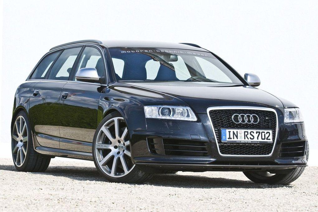 Audi RS 6 ABT