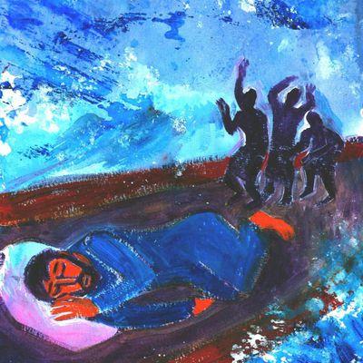 De l'angoisse à la foi, quelle croisière! - Homélie 12° dimanche du TOB