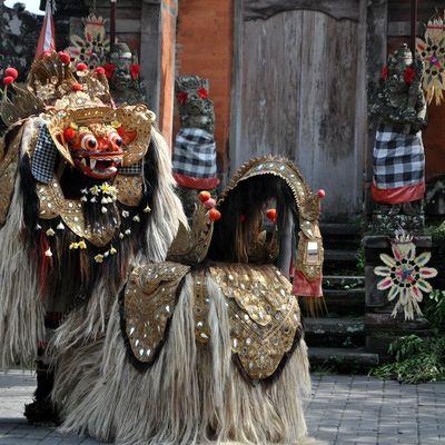 Théâtre à Bali