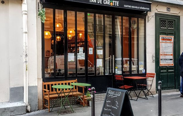 Fan de Carotte (Paris 17) : 100% parents friendly