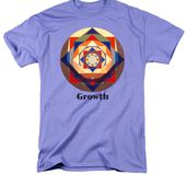 Growth Text T-Shirt for Sale by Michael Bellon