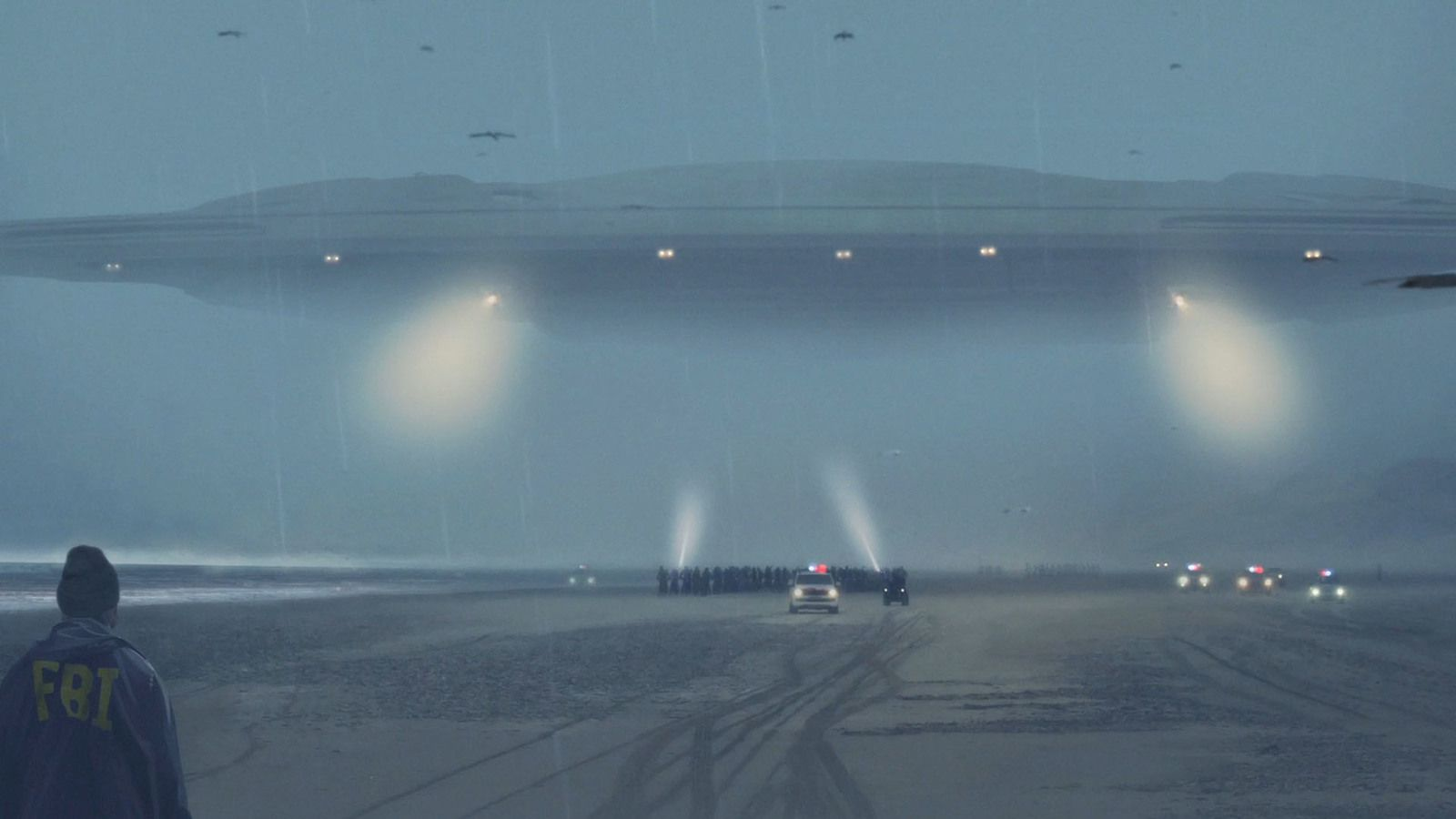 👽 UFO Mothership Spotted by Multiple Witnesses in Oregon