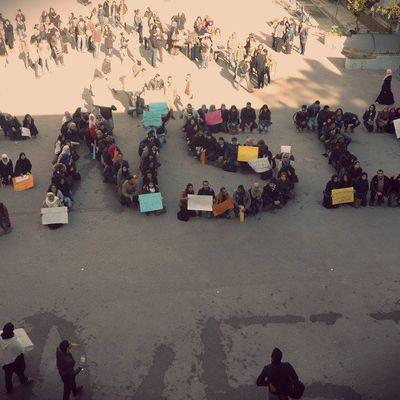 إضراب عام لطلبة الهندسة، جزء المدرسة الوطنية العليا للمهندسين بتونس