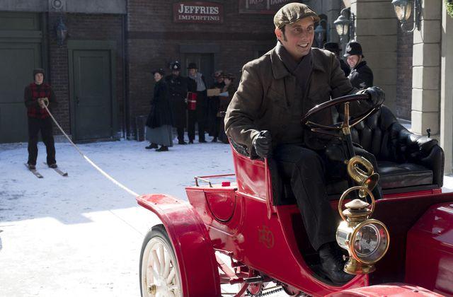 Les enquêtes de Murdoch : un inédit spécial Noël, ce 31 décembre sur France 3.