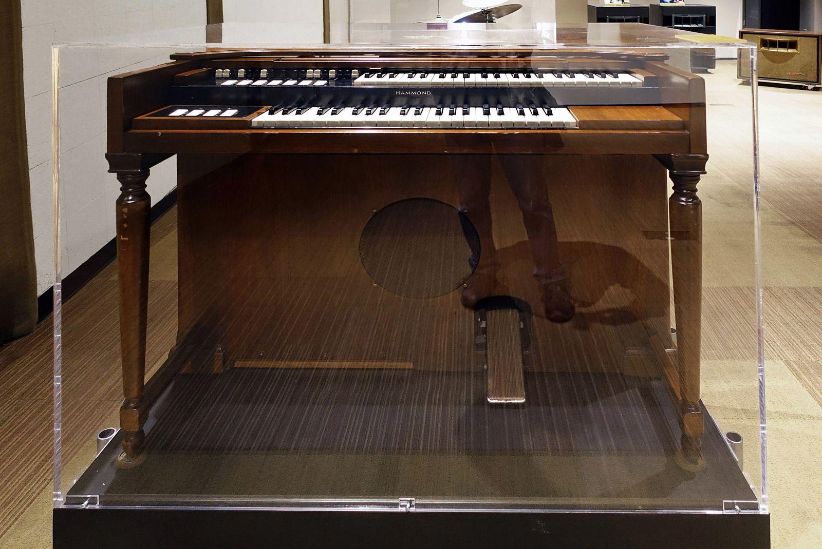 Memphis Stax Museum Orgue Hammond