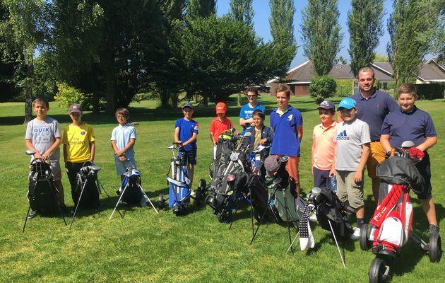 Fête de l'école de golf