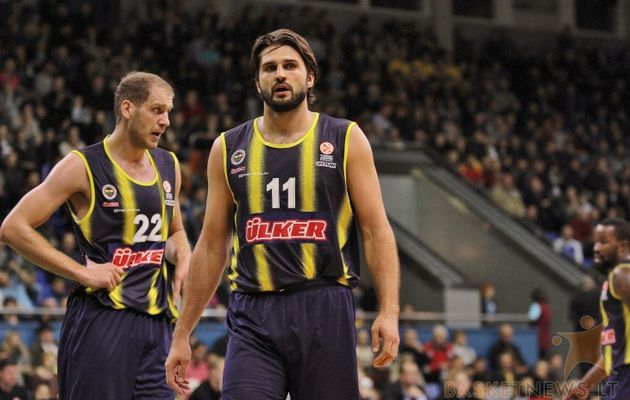 "Linas Kleiza: ""Zeljko Obradovic is definitely the best coach with whom I have ever worked"""